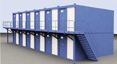 Строительство блочно модульных зданий